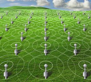 پایان نامه ارزیابی شبکه های حسگر بی سیم